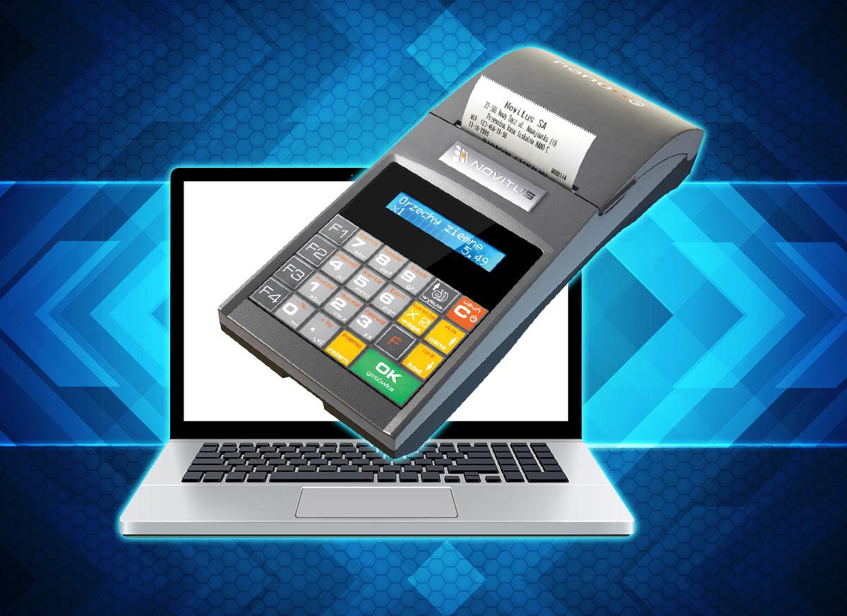60384753d1f079 ... zakupu kasy fiskalnej przez internet · Kasa fiskalna Novitus Nano E