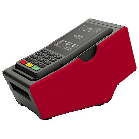 iPOS Smart - czerwony